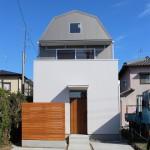 photo:本郷の家 竣工