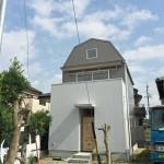 photo:本郷の家 仕上げ工事
