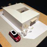 photo:茶室のある家 基本設計1
