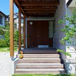 photo:富塚の家 芝生による緑化