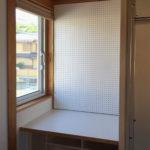 photo:間仕切り壁で子供室を分けるリノベーション